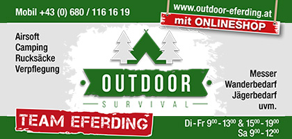 Logo Outdoor Survival Eferding